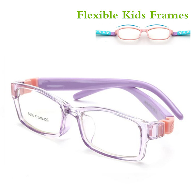 Bijziendheid Kids Frames Optische Brillen Afneembare Rubber Been Kid Bril Brillen Voor Kinderen Geen Schroef Veilig Tr Food Grade