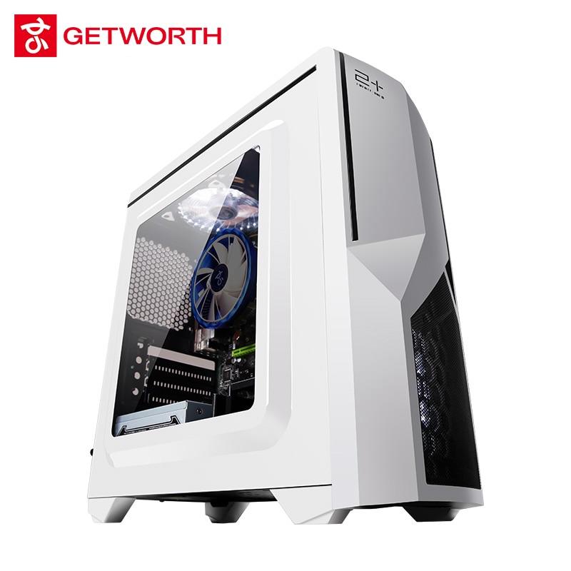 Kotin S6 Office Desktop PC Computer Intel I5 8500 Intel 256GB SSD 8GB RAM PC 400W PSU B360 Motherboard Win10 Optional Home Desk