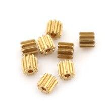 Novo plástico engrenagem peças de reposição acessórios para x5 x5c x5sc x5sw branco/ouro peças engrenagem do motor engrenagem metal