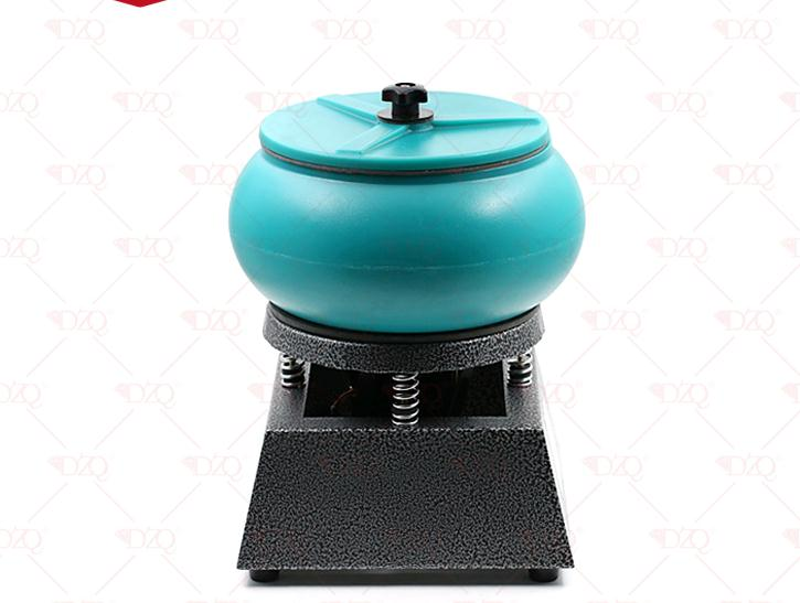 Livraison gratuite tout nouveau Super grand gobelet vibrant humide sec polisseuse polisseuse 12