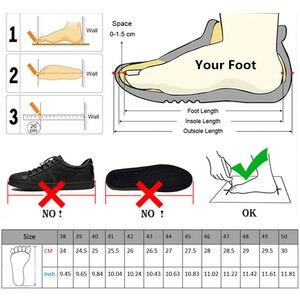 Image 2 - Yumuşak deri çizmeler erkek Trend 2020 kış sıcak kar botları su geçirmez erkek ayakkabısı X #15/10D50