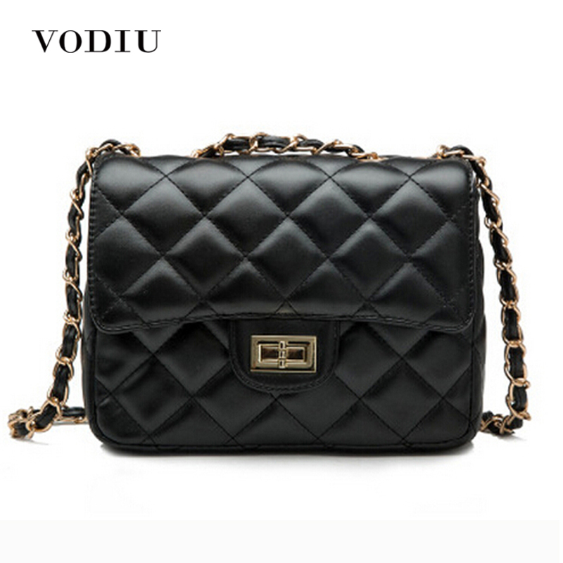 Women Bags Handbags Tote Crossbody Over Shoulder Sling Summer Leather Quilted Chain Lock Small Flap Messenger Luxury Designer women shoulder bags leather handbags shell crossbody bag brand design small single messenger bolsa tote sweet fashion style