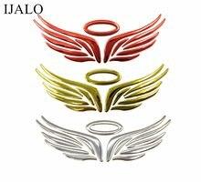 popular angel wings logo