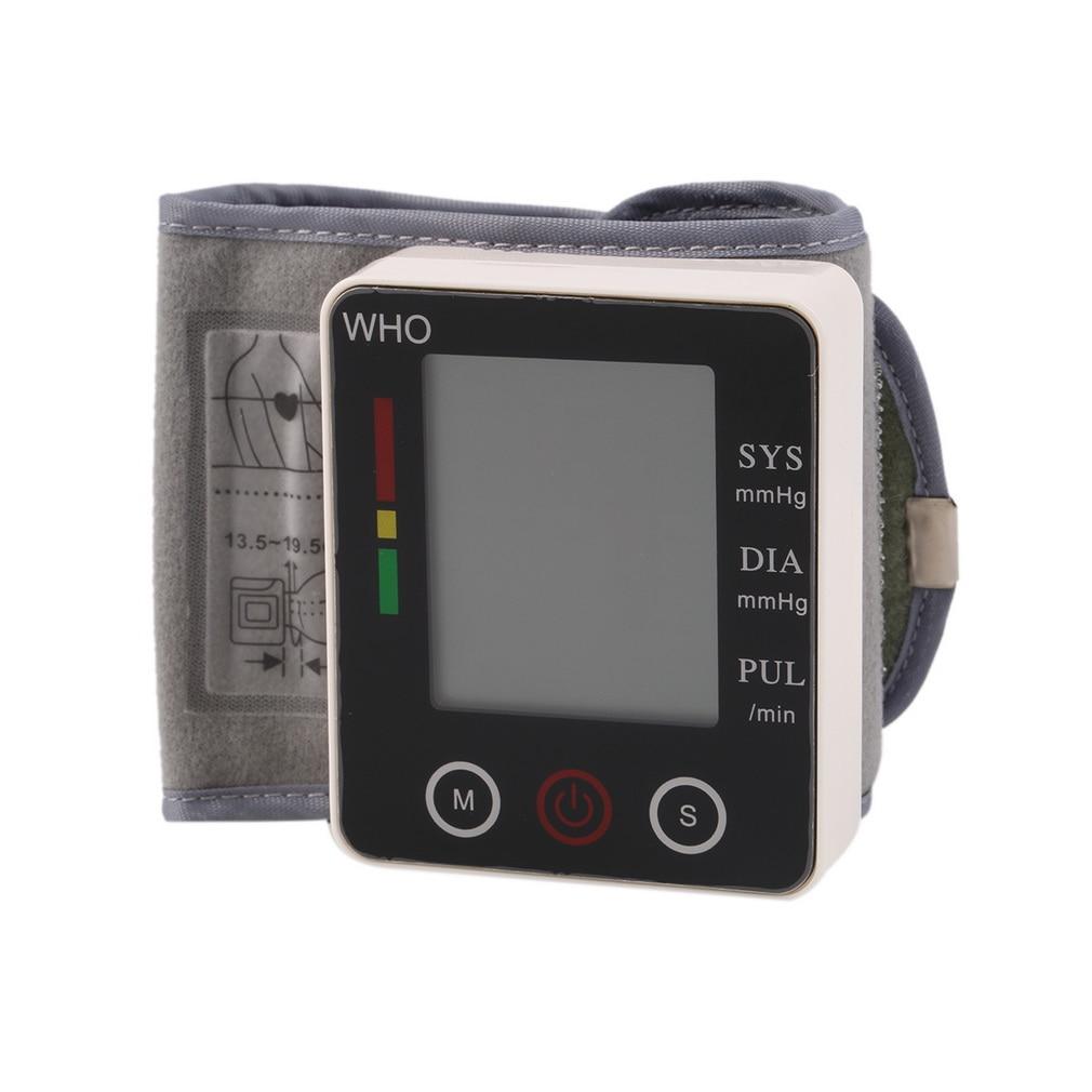 CK-W132 Poignet La Pression Artérielle spécialisée affichage numérique jauge de pression artérielle la profession médicale dédié précis et durable