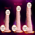 Manually Novelties Ribbed Sex Realistic Dildos Simulation Penis for Women, Adult Sex Products Sex Toys-119