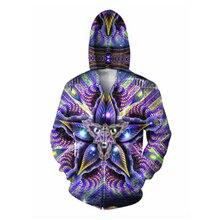 Neue Ankunft Mode Männer Frauen Hoodies Hoodie 3D Druck Sweatshirt Trainingsanzug Männer Sportstyle Persönlichkeit Casual Stil Strickjacke