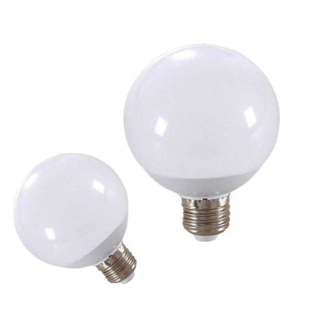 E27 FÜHRTE Globus Lampe Samsung SMD2835 Led lampe Licht 7 Watt 9 ...