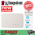 Kingston MobileLite G3 sem fio leitor de cartão multi - função de compartilhamento de dados do disco rígido móvel carregador de emergência wi fi transmissor