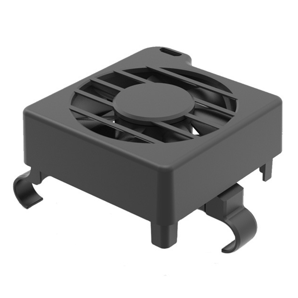1set Black Durable Mini Game Phone Cooler USB Portable Stand Fan Holder Tool Radiator Rapid Heat Sink Universal in Fans from Consumer Electronics