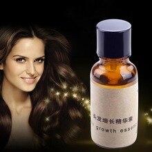 1PCS Hair Growth essence Anti Hair Loss Product Shampoo 20ml Natural Hair regrow