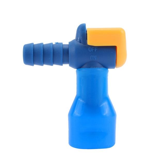e9ce1a3a0 1 unidad negro unids/azul al aire libre bolsas de agua tubo de silicona 90