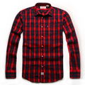 Free shipping plus size autumn and winter men's clothing fat european version 5xl 6xl 7xl 8xl long-sleeve flannel plaid shirt