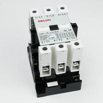 Original DELIXI AC Contactor CJX1-75/22 380V 220V 110V 36V 24V