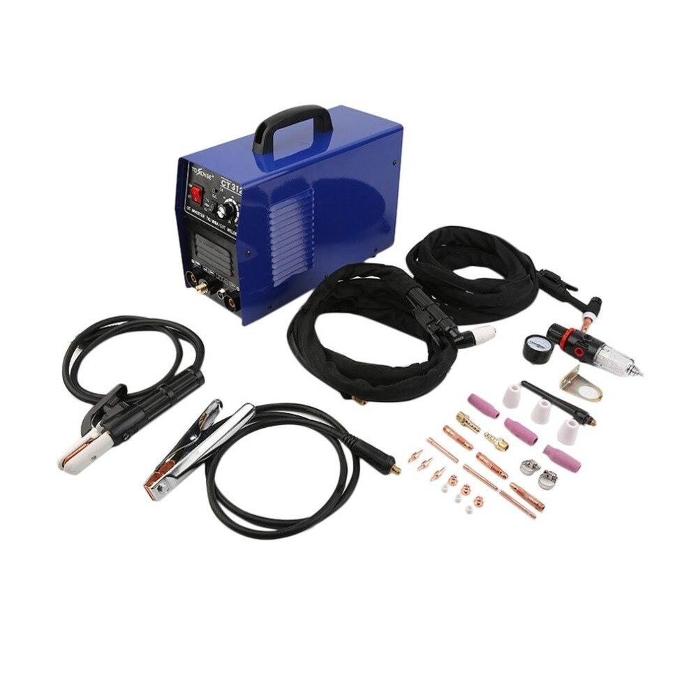 CT312 Durable Machine De Soudage IP21 Protection Classe 80% Efficacité Plasma Cutter Machine Avec Air De Refroidissement Fonction professionnel