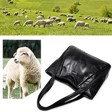 Women Tote Bag Genuine Sheepskin Patchwork Casual Hand Bags Big Capacity Woman Shoulder Bag Large Ladies Shopping Bags