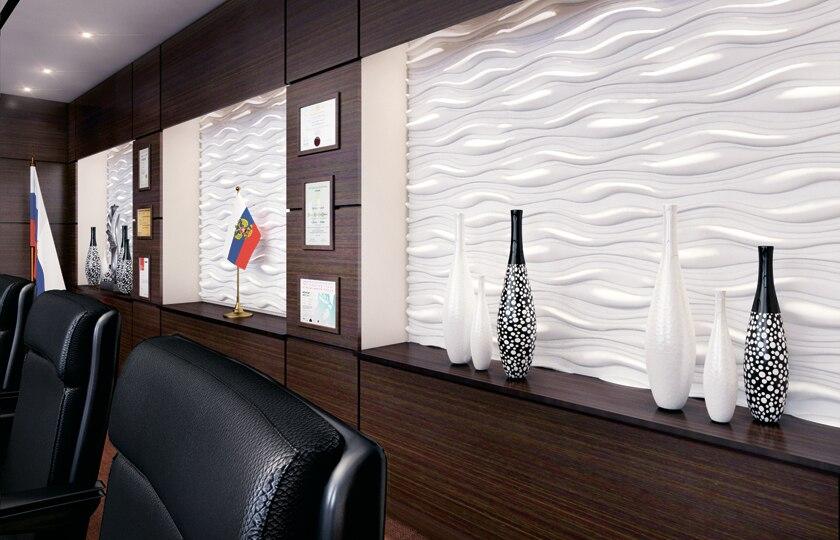 Aliexpress Com Buy Plastic Molds Forms Decorative Wall Panels