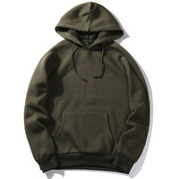 Brand Hip Hop Hoodies Coat Solid Autumn Spring Outerwear Good Quality Men Hoodie Sweatshirt Pullover Fashion