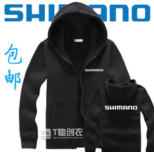 2018 NEW SHIMANO Fishing garments Autumn And Winter Breathable Hold heat Man Windproof Hooded mild SHIMANOS Free delivery