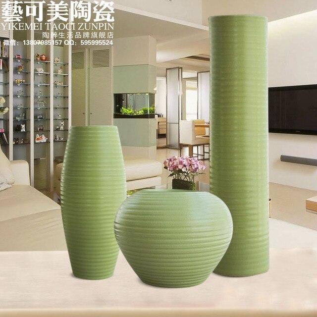 ... Decorating Living Room Vase