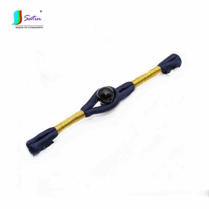 De alta Qualidade Em Linha Reta Em Forma de Jade Cetim Tang Terno Hanfu Cheongsam Fivela, máquina de Enrolamento da Linha Ouro DIY Botões Nó A0169F