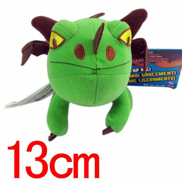 De pelúcia Do Filme Como treinar O Seu Dragão Bonito Mini Crianças Hookfang Fúria Da Noite Desdentado Stormfly Pelúcia Pet Dragões Dragão Brinquedos