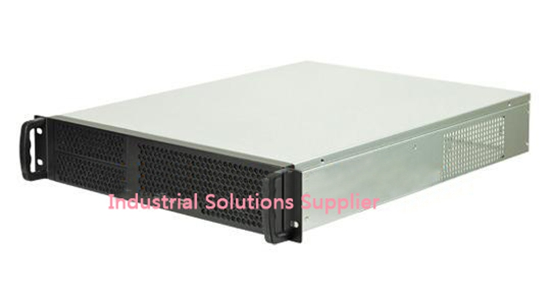 New DP215N 2U Rack Server Computer Case 8 Plate new 2u industrial computer case 2u server computer case 6 hard drive 2 optical drive 550 large panel high