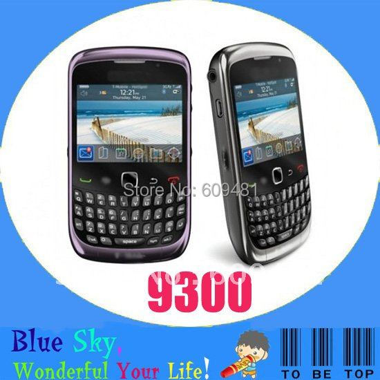 Original Blackberry 9300 3G mobile phone blackberry unlocked