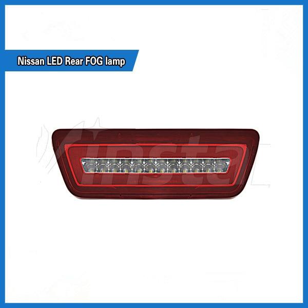 CYAN SOIL BAY tail light for Nissan Juke/Rougue/Murano/X-Trail T32 led rear fog lamp brake reversing/backup light nissan juke аксессуары купить в ростове
