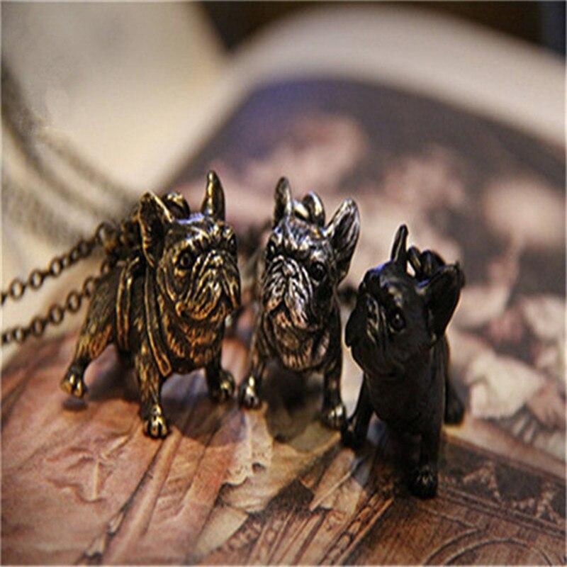 Бижутерии доставка Оптовая продажа Питбулей ожерелье в украшения для женщин 10 шт./лот