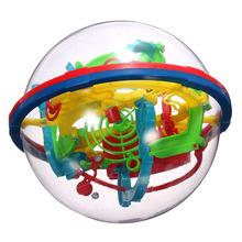 Magic Intellect Maze Ball