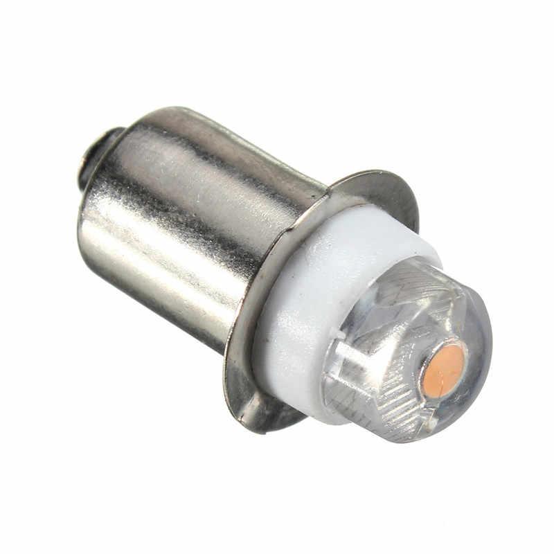 2//10pcs P13.5S Torch LED Focus Flashlight Replacement Bulb Work Light  New J