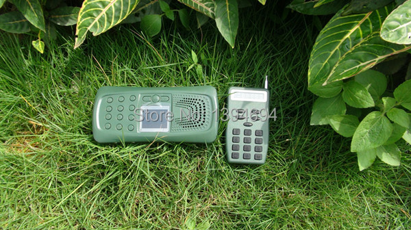 ФОТО 2014 waterproof mp3 bird caller for hunting with timer electronic decoy