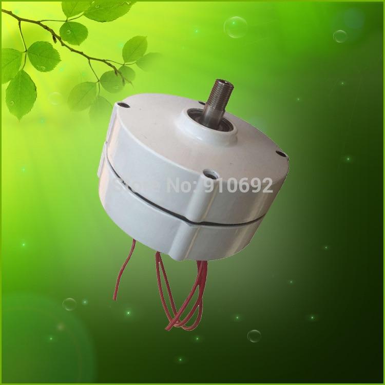 venda quente 100 w ac brushless alternador ima permanente de energia nova