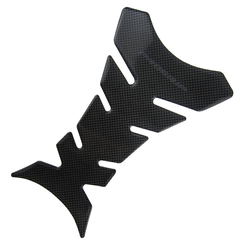 Car-styling Decals & Stickers New High Quality Carbon Fiber Tank Pad Tankpad Protector Sticker For Motorcycle Universal