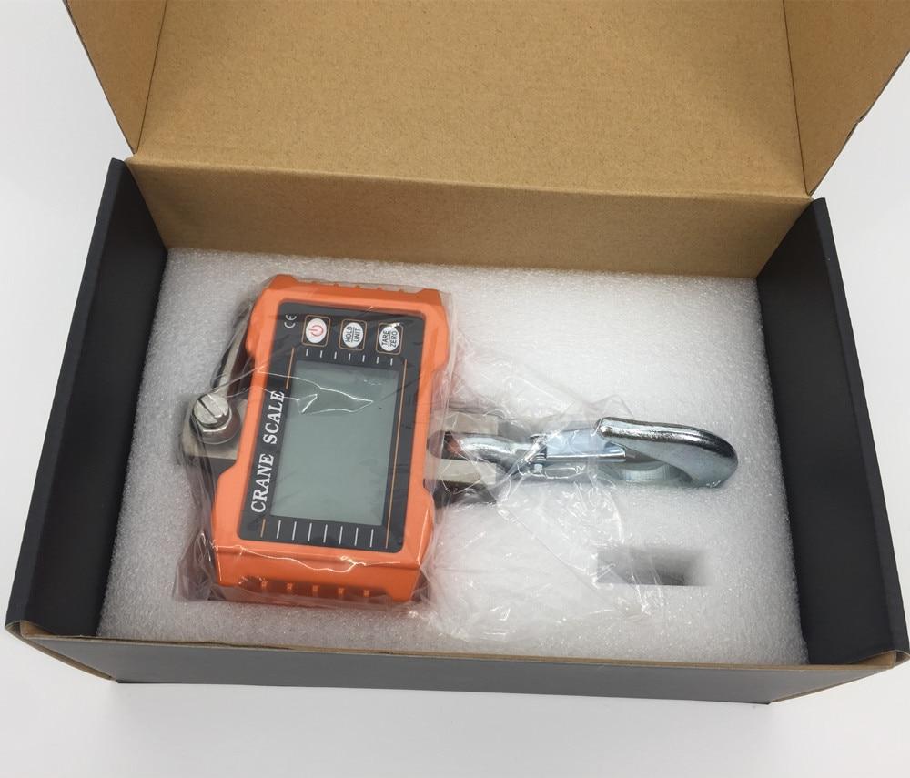 Maht 300 kg Nutikad ülitäpsed elektroonilised kaalud - kraanakaal - Mõõtevahendid - Foto 6