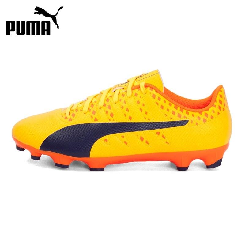 Original New Arrival 2017 PUMA evoPOWER Vigor 4 AG Mens Football/Soccer Shoes Sneakers
