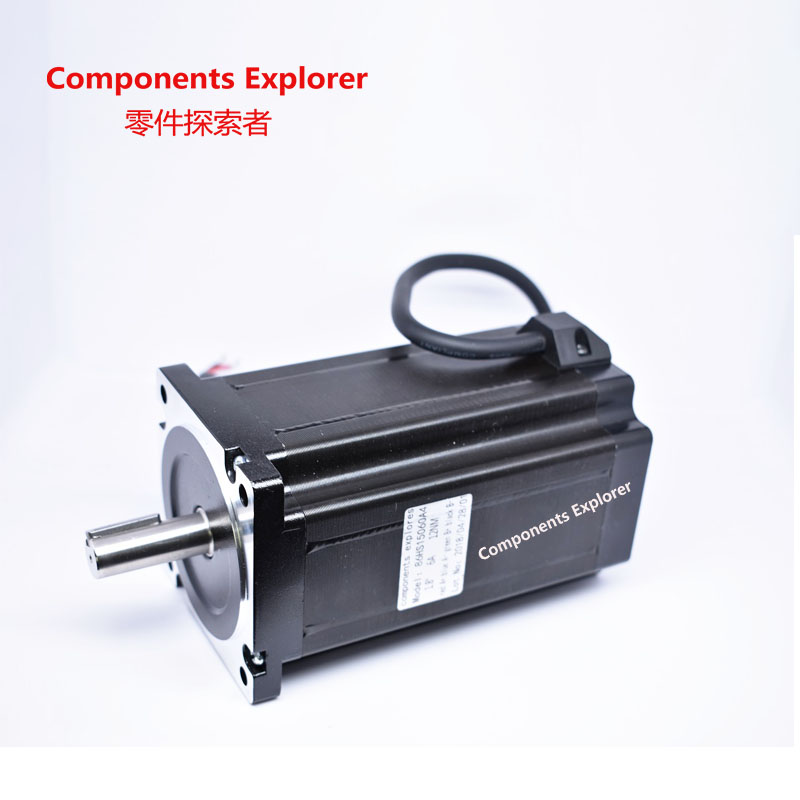 86 stepper motor 86HS15060A4 torque 12N.m engraving machine drilling machine length 150 motor цены
