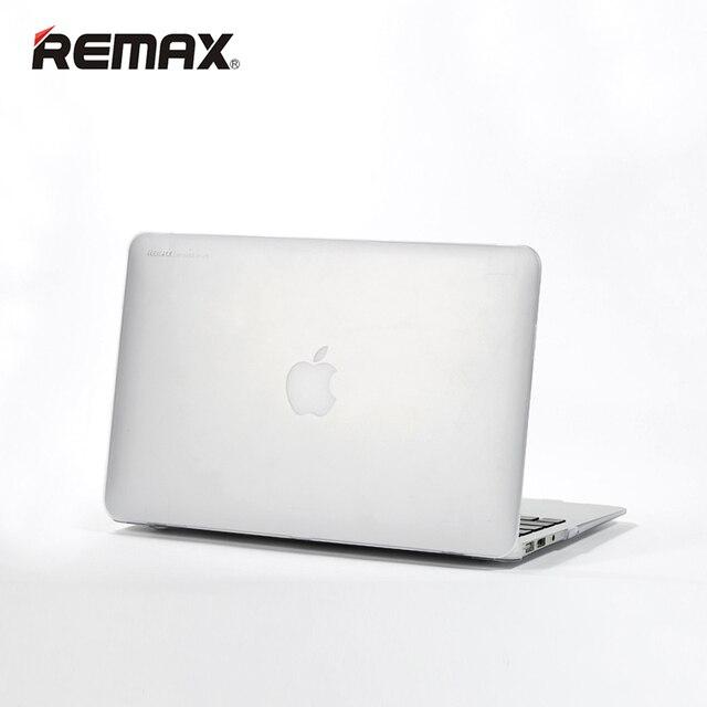 Remax 13.3 Дюймов Ультра Тонкий Ноутбук Защитная пленка Полный Дело Защитная Крышка Для Macbook Воздуха 13.3