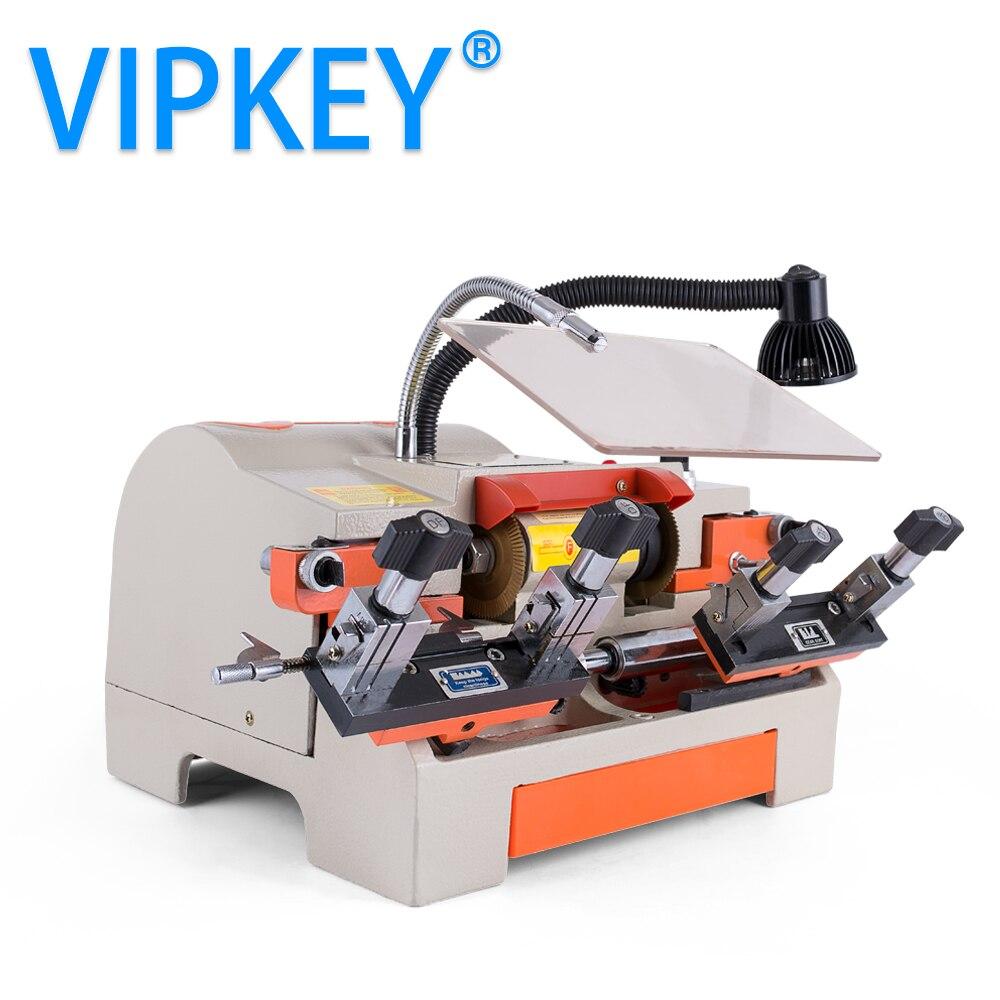 Popular Car Key Maker Machine Buy Cheap Car Key Maker: 100E1 Key Cutting Machine 180w 220v/50hz With Chuck Key