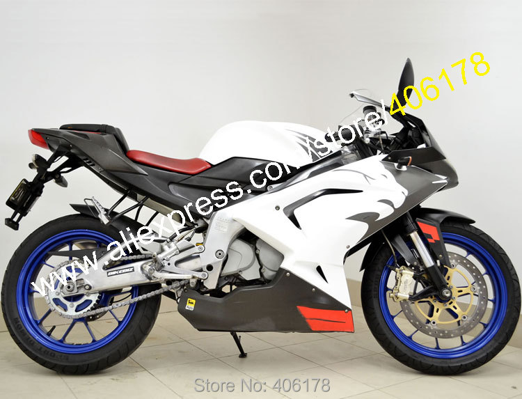 Hot Sales,For Aprilia RS125 2006-2011 RS125 RS 125 06 07 08 09 10 11 ABS Material Motorcycle Fairings Kit (Injection molding)