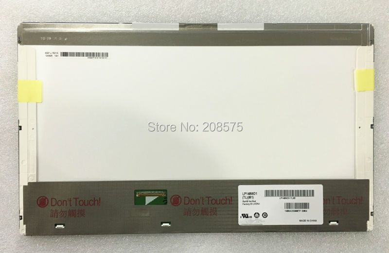 Free Shipping LP140WD1 TLM1 TLD2 TLA1 N140O6-L02 LTN140KT01 LTN140KT07 40PIN NEW 1600*900 NEW LED Display Laptop ScreenFree Shipping LP140WD1 TLM1 TLD2 TLA1 N140O6-L02 LTN140KT01 LTN140KT07 40PIN NEW 1600*900 NEW LED Display Laptop Screen