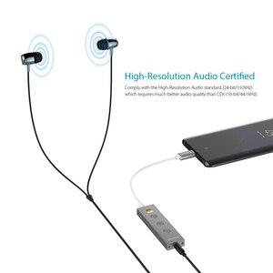 Image 3 - dodocool Certified Hi Res Lightning to 3.5mm Headphone Audio Jack Earphone Adapter 3.5mm Earphone Converter In line Remote