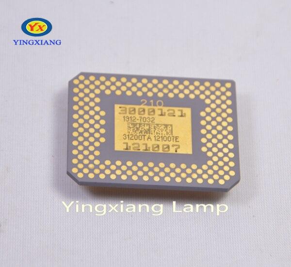 D'origine Projecteur DMD PUCES 1912-7037/DMD PUCES 1912-7037/dmd puce 1912-7032 Pour projecteurs, Machines