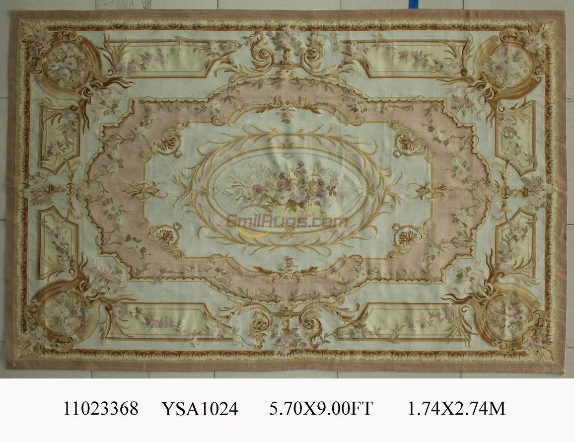 wool carpet french aubusson rugs 174cmx274cm 57u0027x 9u0027 large yellow area rug yellow