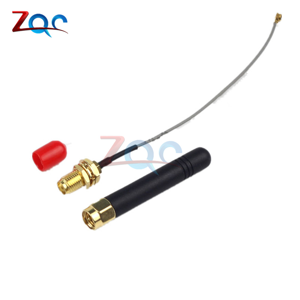 IPEX Connector Antenna for SIM800L GPRS SIM GSM Wireless ModuleIPEX Connector Antenna for SIM800L GPRS SIM GSM Wireless Module