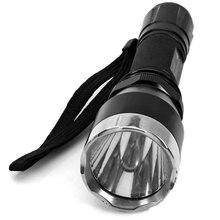 TS-980 Cree XM-L T6 1000 Lumens 5 Modes Flashlight