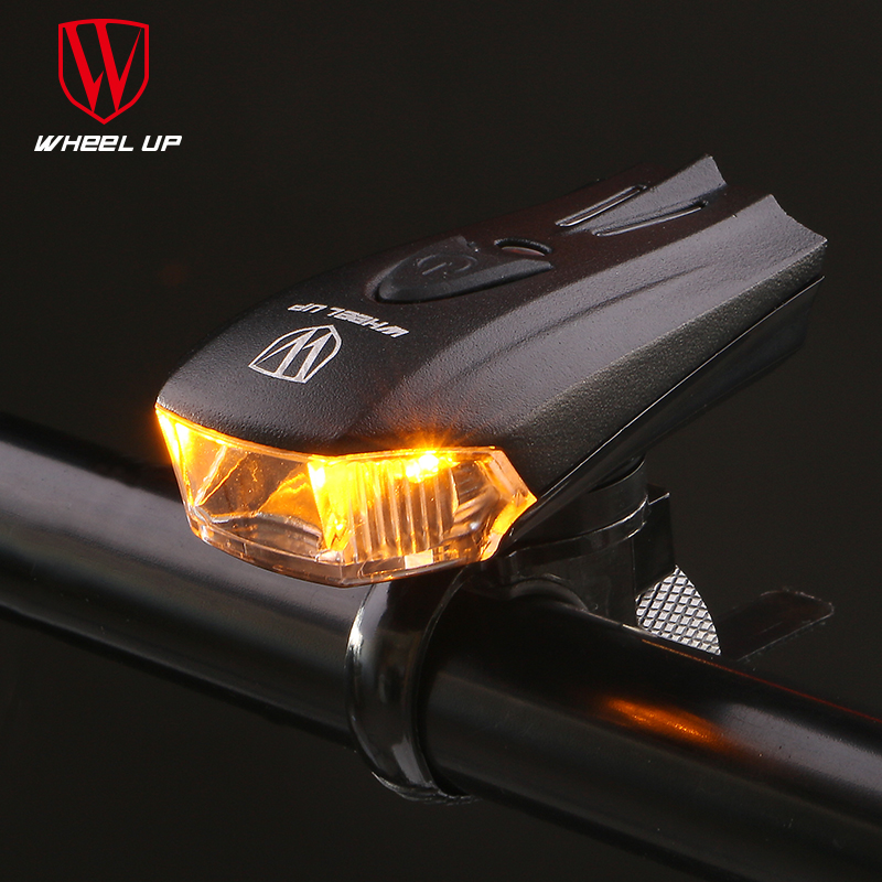 WHEEL UP LED USB įkraunamas dviračio priekinis dviračio priekinis - Dviratis - Nuotrauka 5