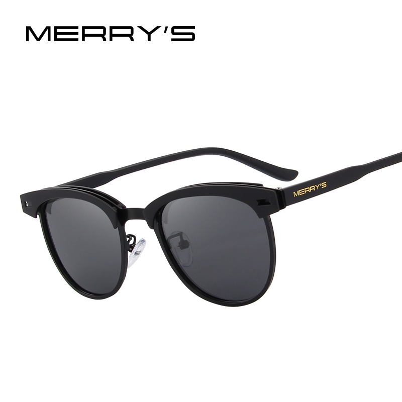 MERRYS DESIGN Men/Women Polarized Sunglasses 100% UV Protection S8116
