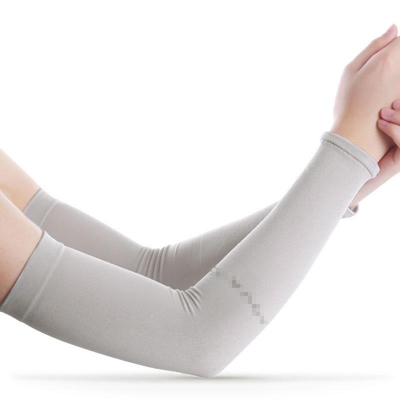Bekleidung Zubehör 2019 Neueste Heiße 1 Paar Outdoor Cooling Arm Sleeves Für Radfahren Basketball Fußball Laufen Sport