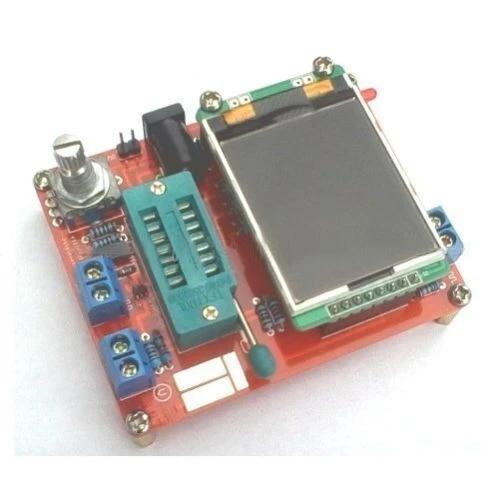 TFT GM328 Transistor Tester Diode LCR ESR meter PWM Square wave Voltmeter  TG